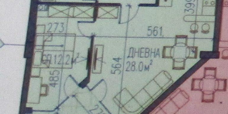 WEST POINT сграда В, ап.15