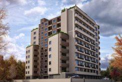Тристаен апартамент ново строителство в кв. Кючук Париж, град Пловдив