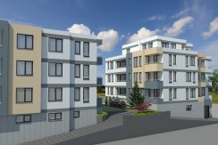 Тристаен апартамент ново строителство в град Пловдив